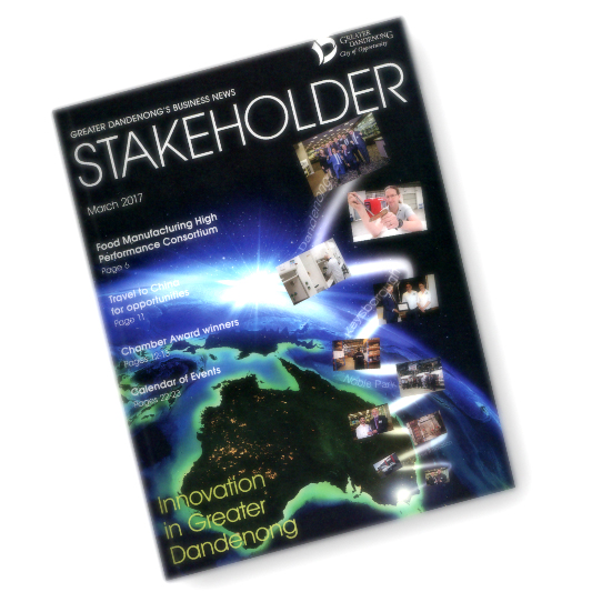 Stakeholder Mag Cover