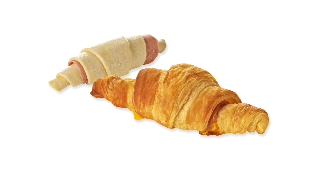 Ham & Cheese Croissants